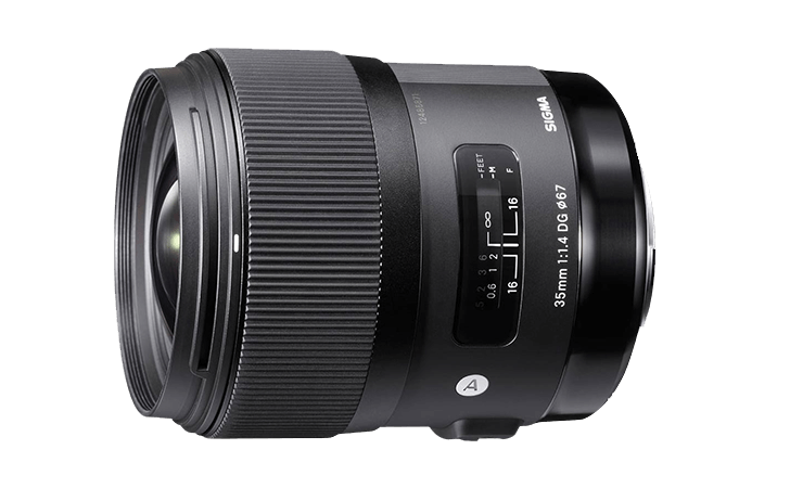 Deal: Sigma 35mm f/1.4 DG HSM ART $699 (Reg $899)