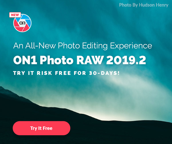 All New Experience 600x500 - ON1 announces Photo RAW 2019.2, save 20% with our coupon code