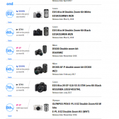 da4a7f3309567ff4a79b2eecadf8795e 168x168 - The Canon EOS M50 and Canon EOS R continued to sell well in December