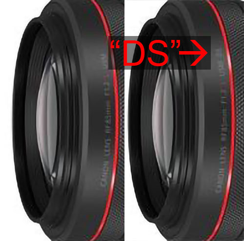 85dsgraphic - Canon to announce an RF 85mm f/1.2L USM DS (Defocus Smoothing)
