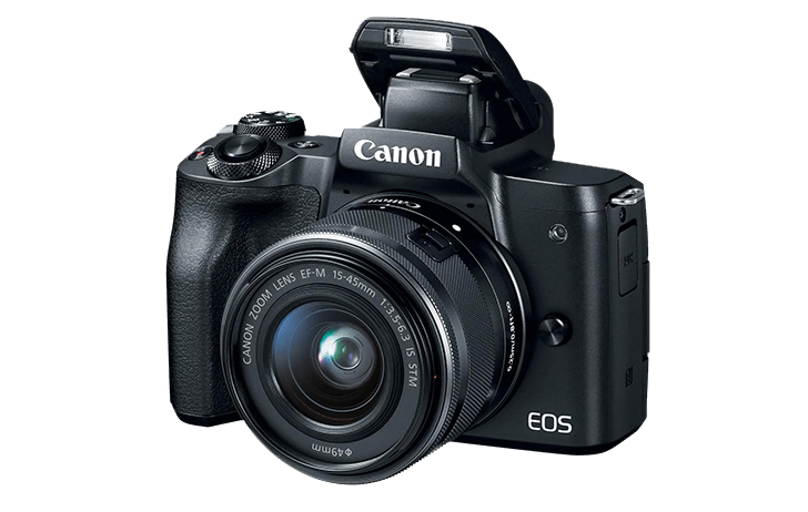 Deal: Canon EOS M50 w/15-45mm f/3.5-6.3 IS STM $575 (Reg $649)