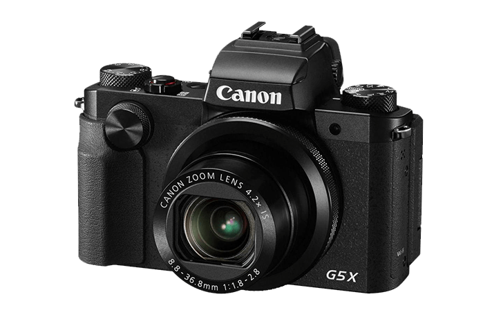 The Canon PowerShot G5 X Mark II is finally on the way