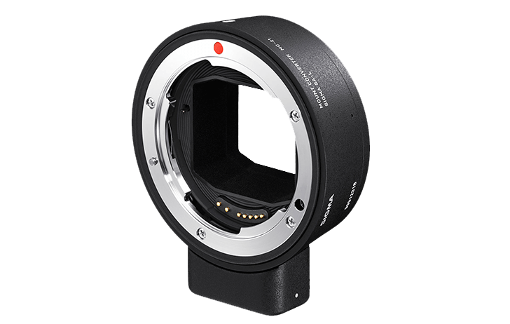 Sigma Announces Art Prime Lenses in L-Mount & Mount Converter MC-21