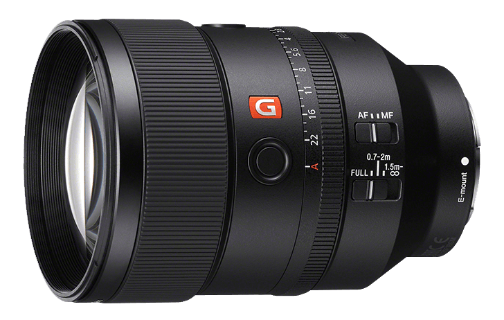 Sony announces the FE 135mm F1.8 G Master Prime Lens