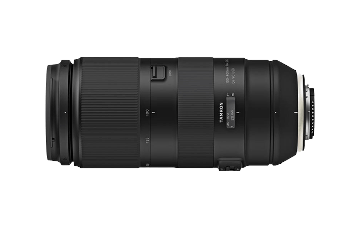 Tamron adds EOS R support for the 100-400mm f/4.5-6.3 Di VC USD