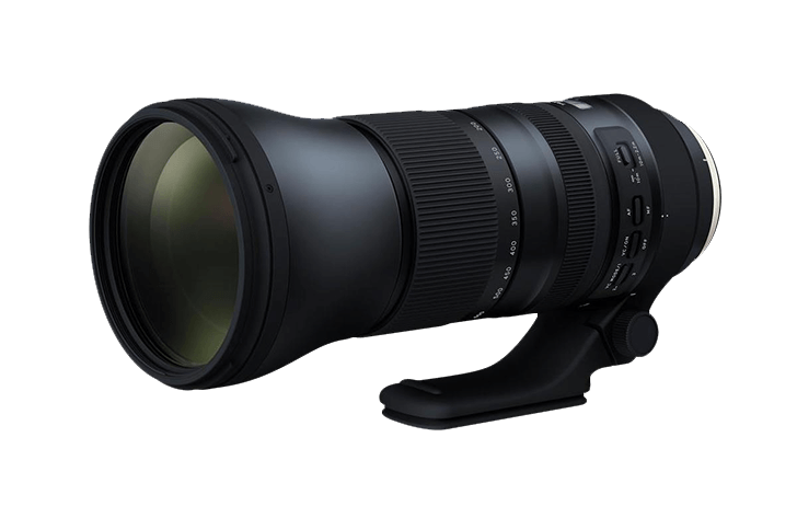 Tamron adds EOS R support to the SP 150-600mm f/5-6.3 Di VC USD G2
