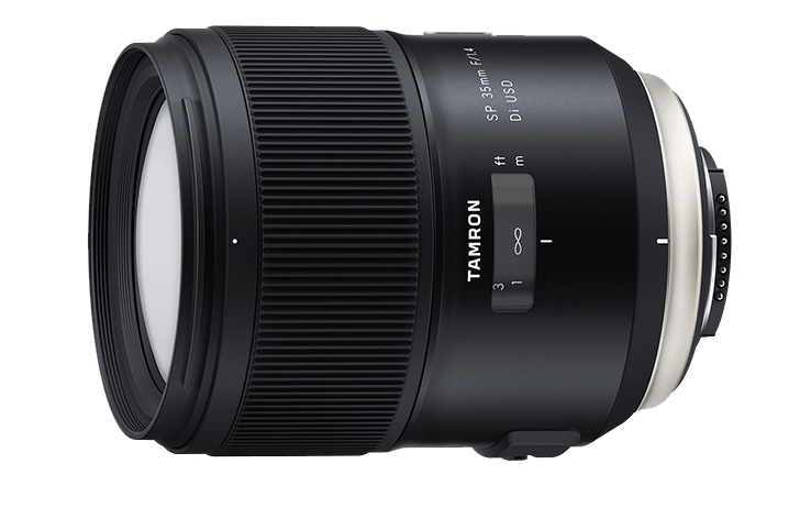 Tamron announces the 35-150mm F/2.8-4 Di VC OSD and SP 35mm F/1.4 Di USD for Canon EF