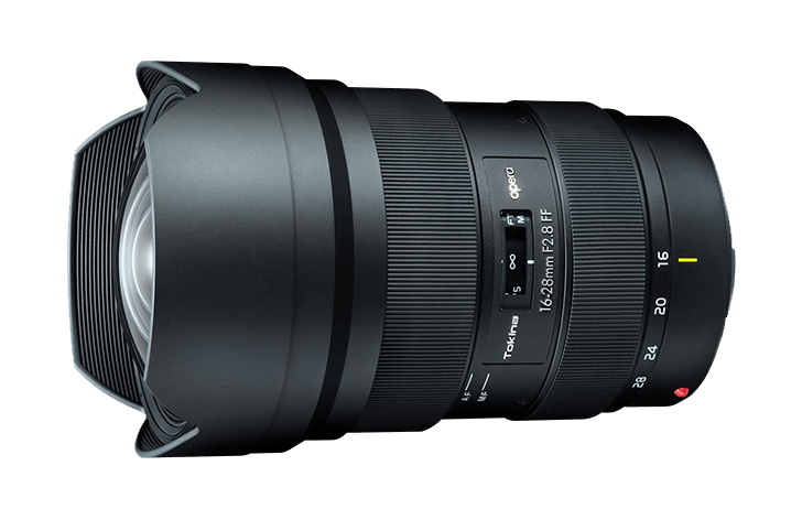 Tokina officially announces the Opera 16-28mm F/2.8 FX