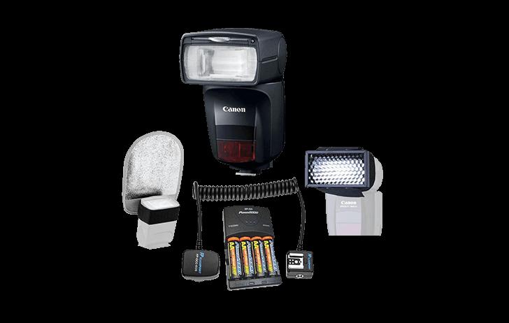 Deal: Canon Speedlite 470EX-AI bundle $249 (Reg $299)