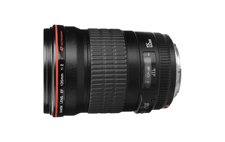 A Canon RF 70-135mm f/2L USM gets a mention [CR1]
