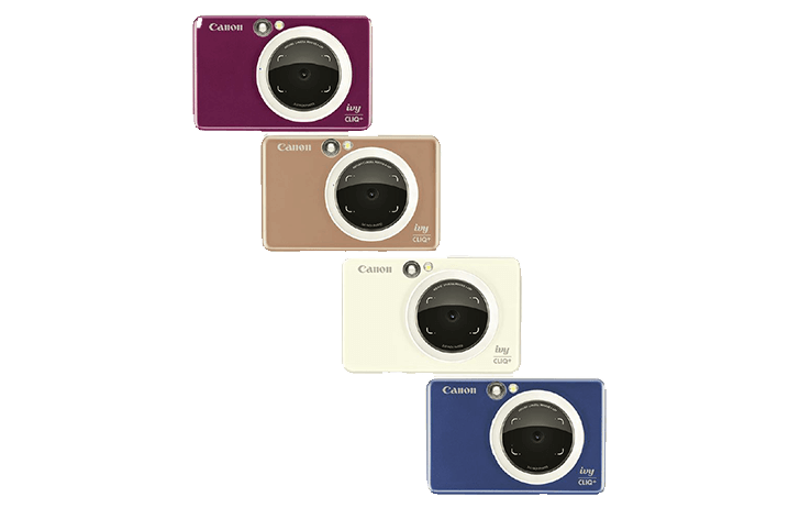 Canon's new instant cameras have leaked ahead of launch