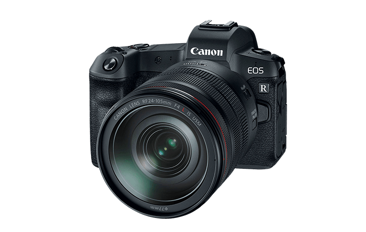 Firmware: Canon EOS R v1.2.0 available for download