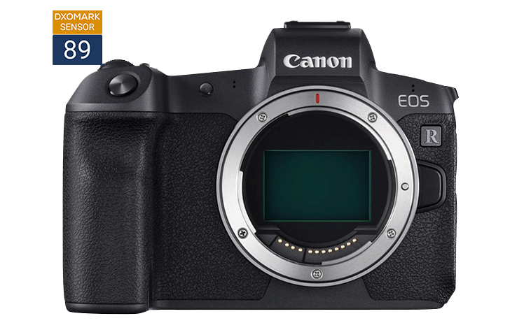 DXOMark tests the Canon EOS R image sensor, scores it at 89