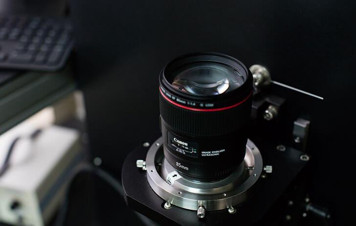 Just MTF Charts: Canon Prime Lenses