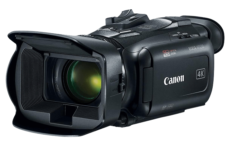 Here's the list of Canon camcorders being announced next week
