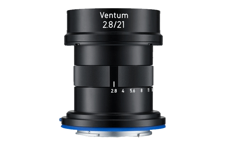 Zeiss to launch new line of lenses dubbed Ventum, but they won't be for your mirrorless camera