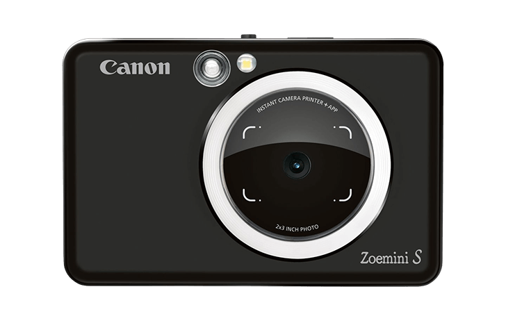 Canon announces the Canon IVY CLIQ+ (Zoemini S) and Canon IVY CLIQ (Zoemini C) instant camera printers