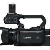 45 side loRes 168x168 - Four New Canon XA Professional Camcorders Feature 4K 30p High-Quality Recording