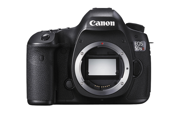 Deal: Canon EOS 5DS R body $1689 (Reg $3699)