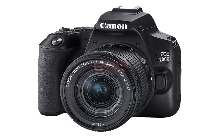 The Canon EOS Rebel SL3/200D II/250D/Kiss X10 is coming very soon. Images & specifications leak ahead of the official announcement