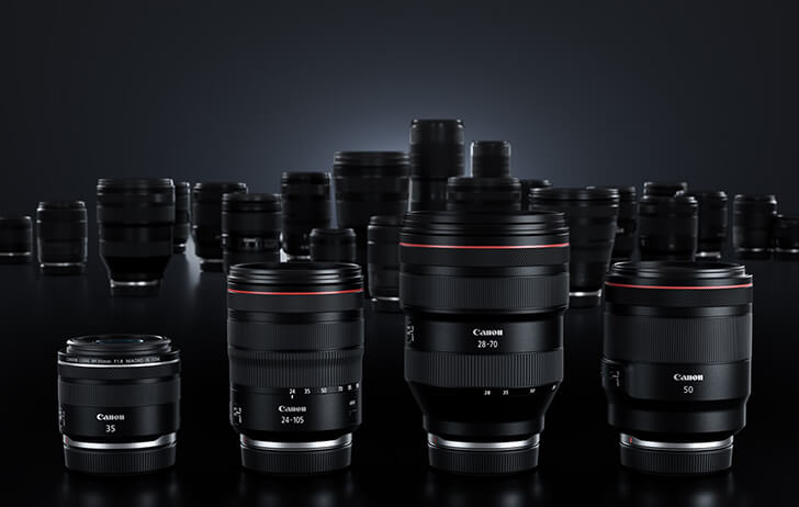 Rumors are slow, let's talk RF lens wish lists