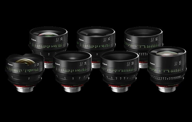 Canon to announce RF mount cinema lenses alongside the Cinema EOS C300S and Cinema EOS C500S