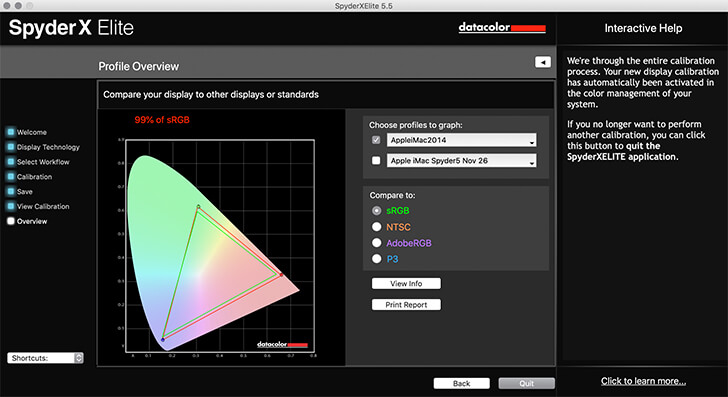Layer 10 - Review: Datacolor SpyderX Elite Monitor Calibration Tool