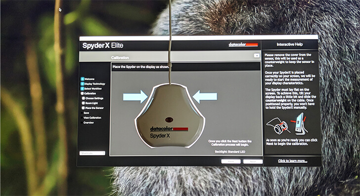 Layer 14 - Review: Datacolor SpyderX Elite Monitor Calibration Tool
