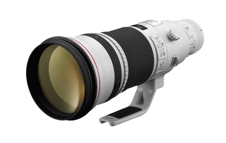 The first supertelephoto for the RF mount to be an RF 500mm f/4L IS [CR1]