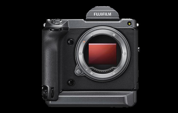 Industry News: Fujifilm announces the GFX 100, a 102mp medium format camera
