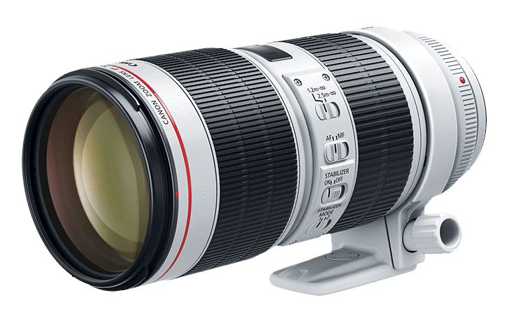 Deal: Canon EF 70-200mm f/2.8L IS III USM $1519 (Reg $1799)