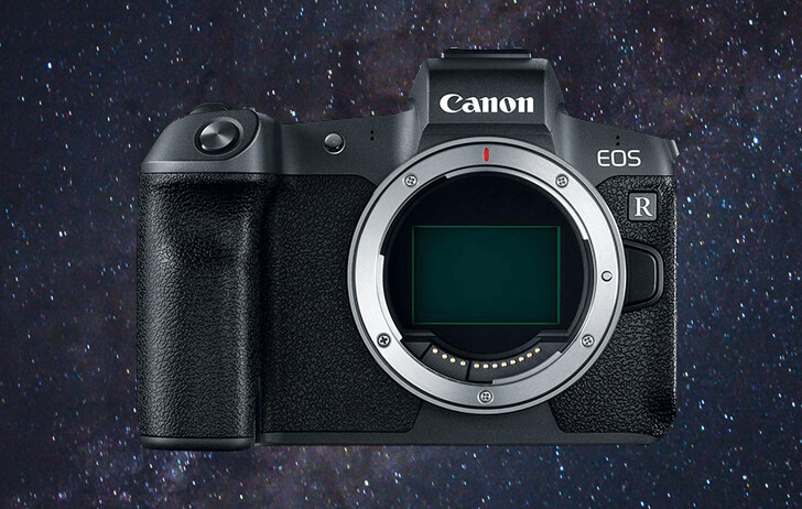 Canon will release the EOS Ra astrophotography camera