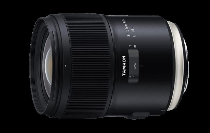 Preorder: Tamron SP 35mm F/1.4 Di USD at Adorama