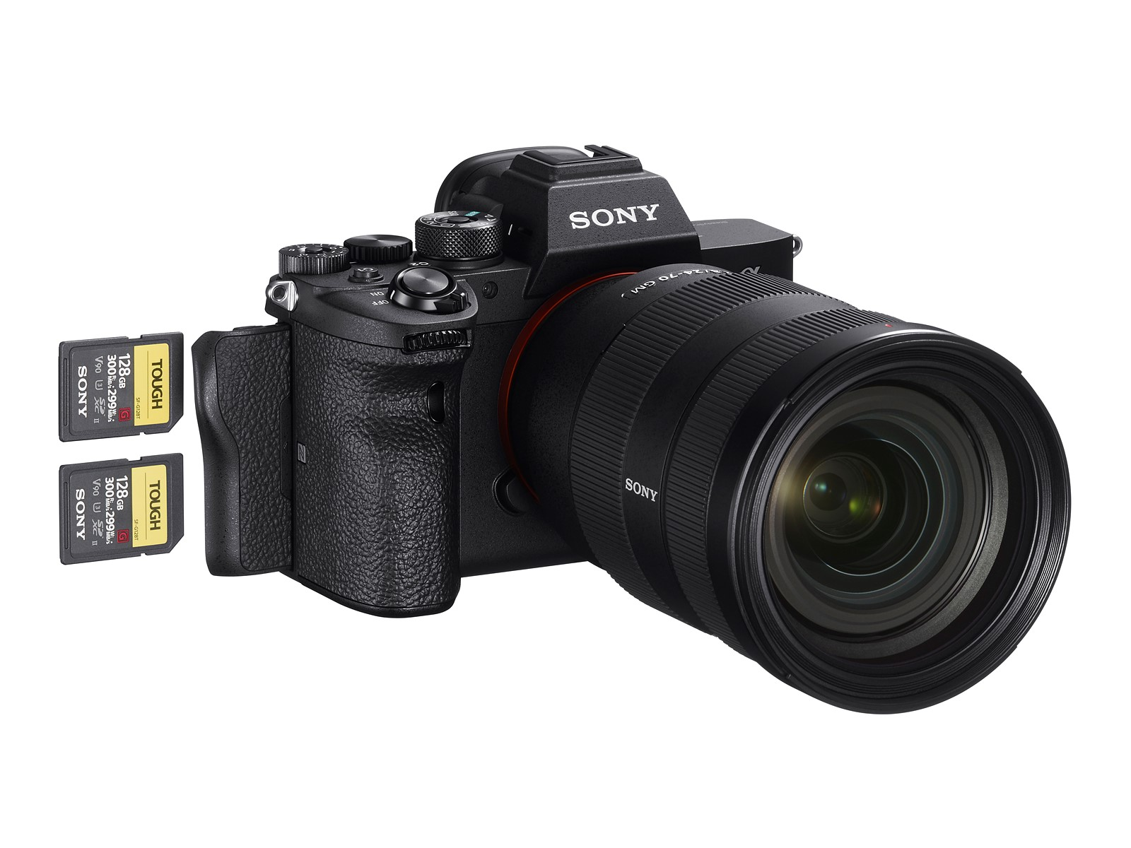 Industry News: Sony Introduces the High-resolution A7R IV with