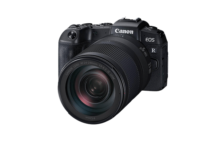 Preorder Deal: Canon EOS RP w/RF 24-240mm f/4-6.3 IS USM Kit $1999 (Reg $2199)