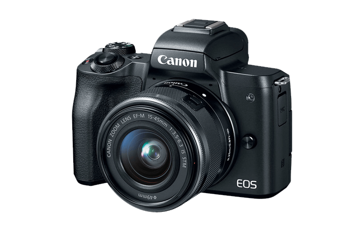 Canon EOS M50 Mark II Specifications [CR2]