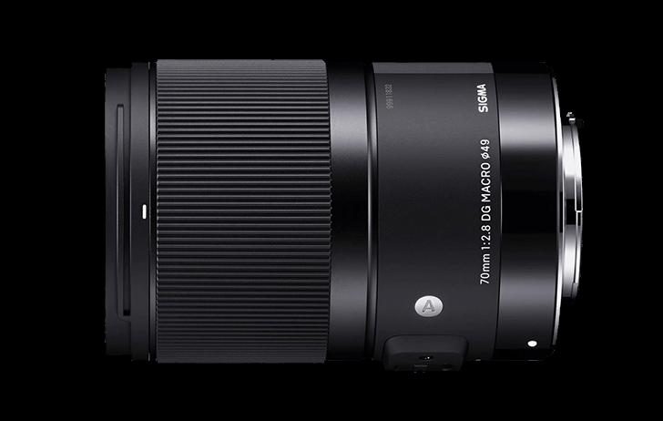 Deal: Sigma 70mm f/2.8 DG ART Macro Lens $399 (Reg $469)