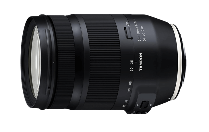 Tamron issues notice about Canon EOS R and EOS RP compatibility