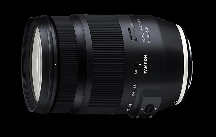 Stock Notice: Tamron 35-150mm F/2.8-4 Di VC OSD at Adorama