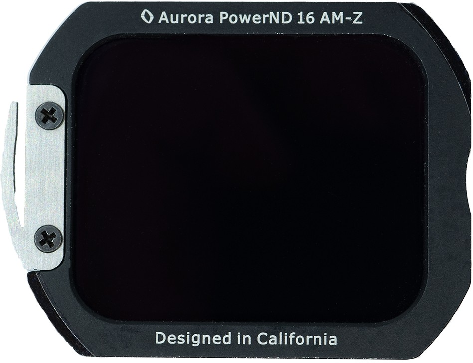 word image 2 - Aurora Aperture introduces a revolutionary filter system for mirrorless mount adapters