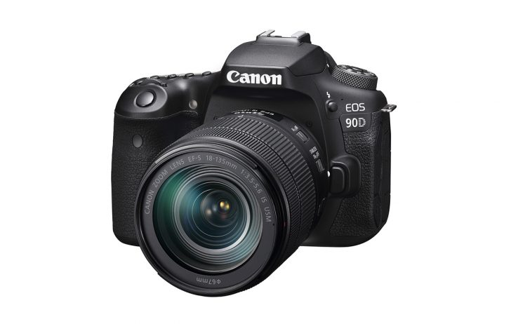 Canon EOS 90D Firmware v1.1.1 is now available