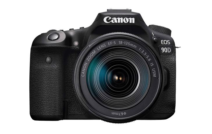 Canon to add 24p recording to the Canon EOS 90D, Canon EOS RP & Canon EOS M6 Mark II