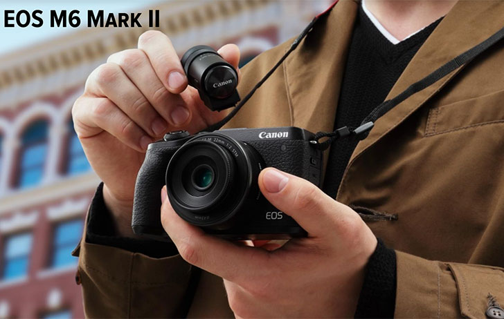 Canon EOS M6 Mark II full specifications