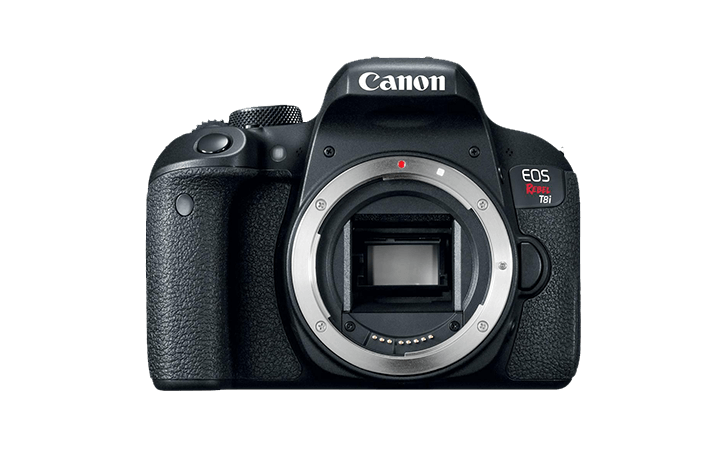 An unreleased Canon camera appears for certification.