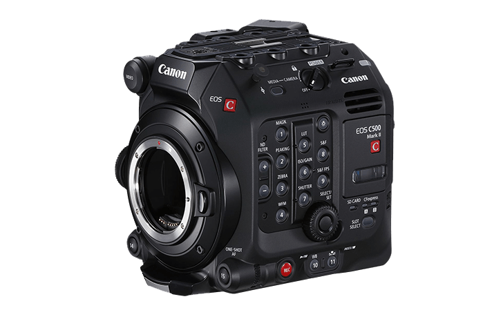 Canon to add to their Cinema EOS lineup with three new monster cameras [CR3]