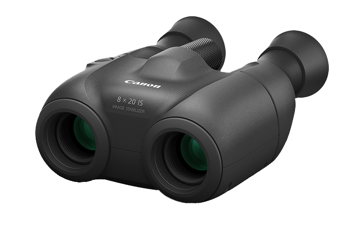 Canon Announces Two New Entry-Level Binoculars Featuring Lens-Shift Image Stabilization