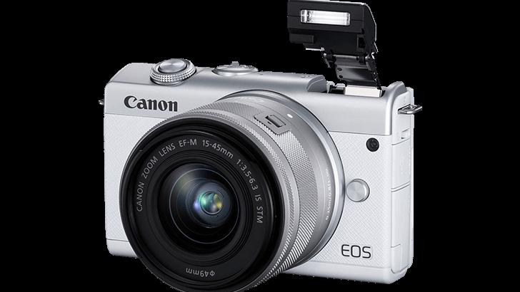 eosm200 728x410 - Canon officially announces the EOS M200