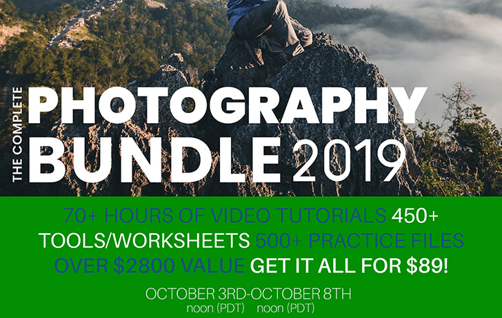 Ended: Get $2900 in Photography tools for only $89, the bundle includes Aurora HDR 2019, a $99 value on its own!