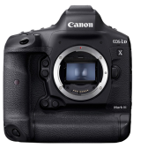 eos1dxmark3 168x168 - Refurbished Canon EOS-1D X Mark III Body $5849 (Reg $6499)