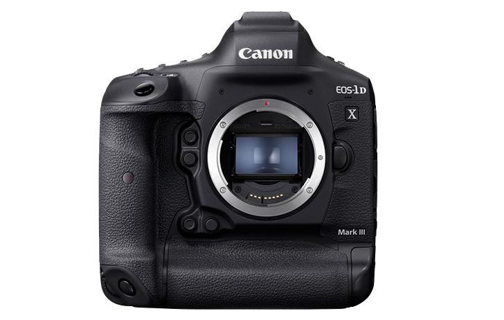 Stock Notice: Canon EOS-1D X Mark III above list price